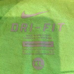 Nike Dri fit 5 star t shirt
